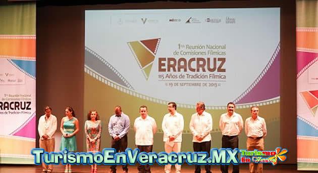 Veracruz, pilar del cine nacional: Comefilm