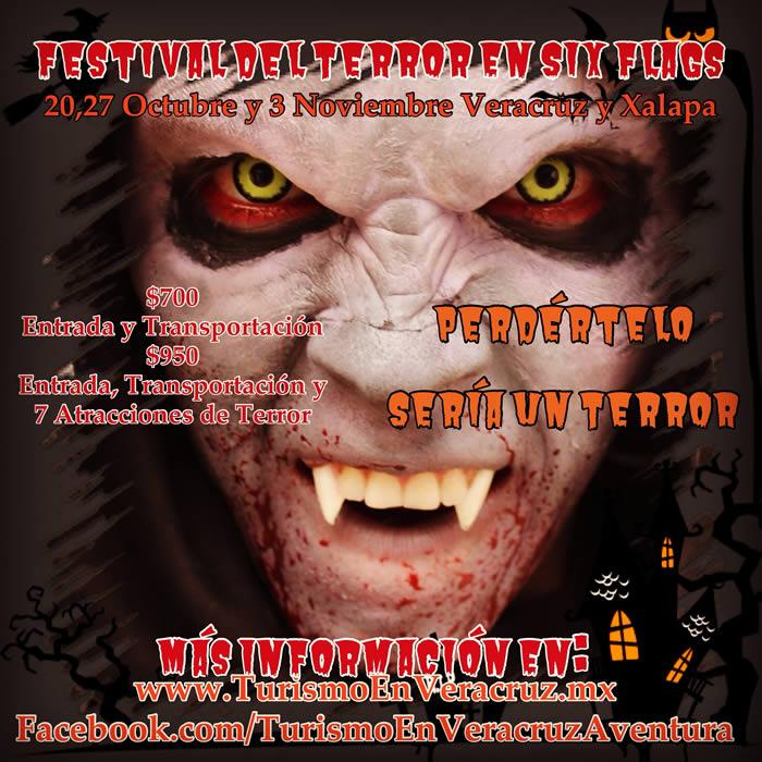 La Claustrofobia y Vampire Infestation Te Harán Gritar En Six Flags