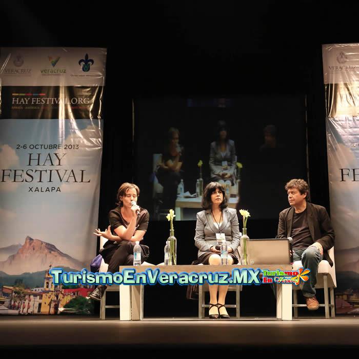 Ofrece Hay Festival Historias de cine. Cátedra Interamericana Carlos Fuentes