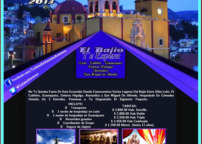 El Bajío Nos Espera Este 16 De Noviembre De 2013