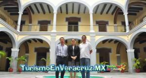 """Ofrecerá Ayuntamiento porteño pláticas de """"Leyendas y Vivencias de Veracruz"""" a instituciones educativas"""