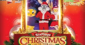 Chirstmas In The Park De Six Flags Este 15 y 22 De Diciembre Saliendo De Veracruz, Cardel y Xalapa