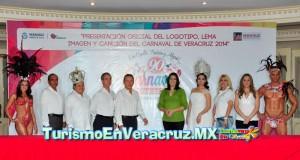 El Carnaval de Veracruz 2014 estará lleno de alegría, colorido y de mucho entusiasmo