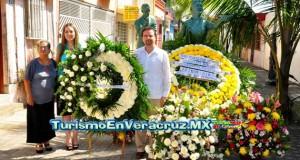 """Conmemora Ayuntamiento de Veracruz 31 aniversario luctuoso de """"Toña La Negra"""""""