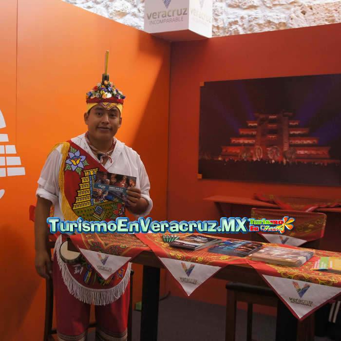 Cumbre Tajín y CAI, grandes atractivos de la Feria Mundial de Turismo Cultural