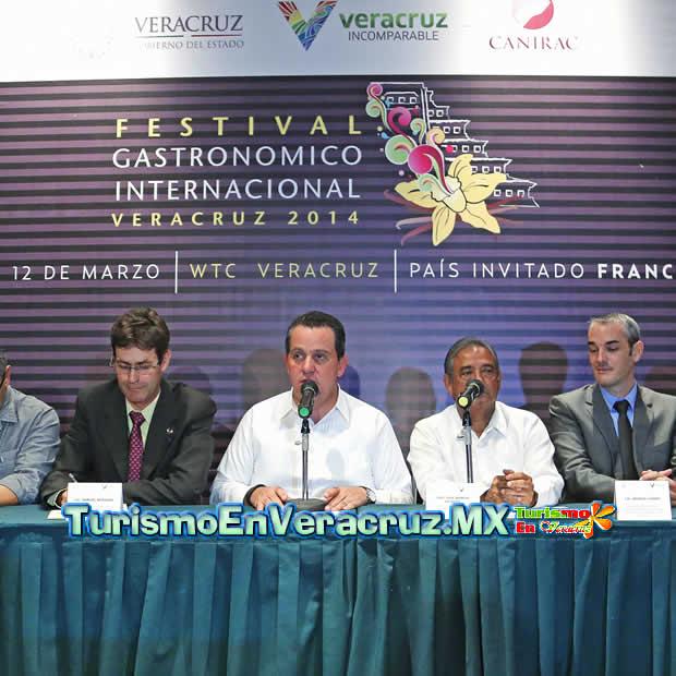 Francia, invitado especial del Festival Gastronómico Internacional Veracruz 2014