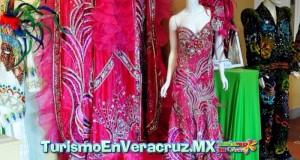 Majestuosidad y elegancia, reflejados en trajes de la Reina del Carnaval