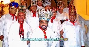 Carnaval de Veracruz es nuestra vida: exreyes