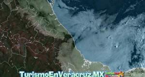 Cielo nublado y lluvias en la zona sur; lloviznas y nieblas en las montañas
