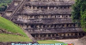 El Tajín, Ciudad del Trueno, modelo arquitectónico entre las capitales del mundo prehispánico