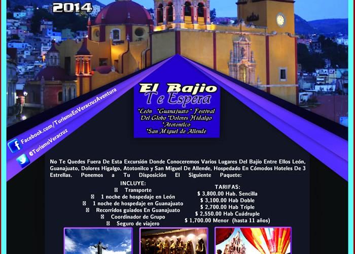 El Bajío Nos Espera Este 14 De Noviembre De 2014
