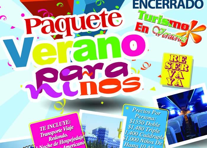Combo Kids Six Flags y El Papalote Este 19 De Julio