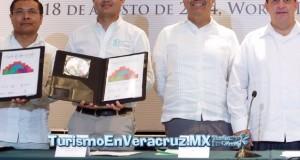 Integran Agendas de Competitividad Turística de Tlacotalpan, Veracruz-Boca del Río y Xalapa