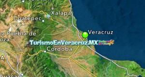 Prevalece el ambiente cálido en el Estado de Veracruz