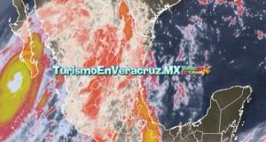 Persistirán lluvias en los próximos días en el estado