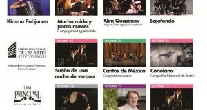 Transmitirán en recintos del IVEC lo mejor del Festival Cervantino