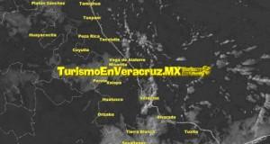 Se mantienen las lluvias en las regiones sur y de Costa de Veracruz
