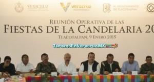 Detallan estrategias de organización para garantizar éxito y seguridad en la Fiesta de la Candelaria
