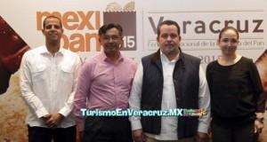 Presentan Feria Mexipan en Veracruz