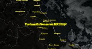 Se esperan altas temperaturas a partir de este lunes en el Estado de Veracruz