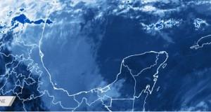 Continúa cielo nublado y se intensifica viento del norte en Veracruz