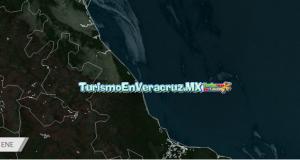 Tiempo estable en el estado de Veracruz; baja probabilidad de lluvias