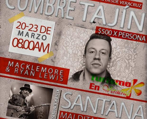 Cumbre Tajín Te Espera Del 20 Al 23 De Marzo Saliendo De Veracruz