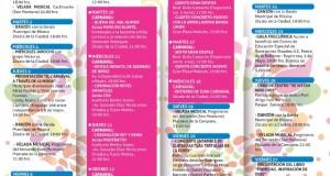 Presenta Ayuntamiento de Veracruz cartelera cultural y artística para febrero