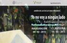 Inaugura IVEC obra Yo no voy a ningún lado, de Rodolfo Sousa