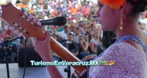 Celebran cultura veracruzana en el XXII Encuentro de Jaraneros, Decimistas e Improvisadores Orales
