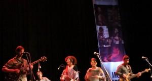 Exitosa presentación de Mo' Mojo y Tlayoltiyane, en el Teatro del Estado