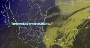 En las próximas 48 horas, niebla, lloviznas y norte en Veracruz