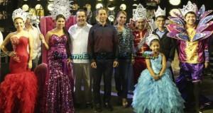 Vive Minatitlán alegría y color de su Carnaval 2015