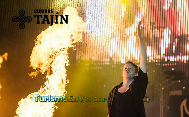 Cierra #hiphop de #Macklemore & #RyanLewis tercera noche de conciertos en #CumbreTajín 2015