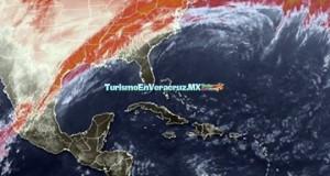 Aumentarán nublados y #lluvias este jueves, por paso de FF 41 en #Veracruz