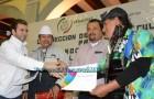 """Reconoce #Ayuntamiento a """" Quinteto #Veracruz """""""