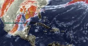 Persisten condiciones de #lluvia, norte y bajas #temperaturas en #Veracruz