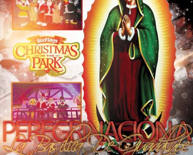 #Excursión a La #Basílica De Guadalupe y #SixFlags Este 13 De Diciembre Saliendo De #Veracruz y Xalapa