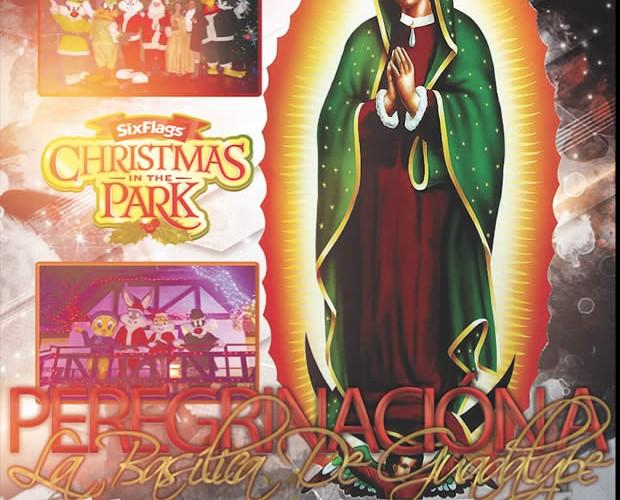 #Excursión a La #Basílica De Guadalupe y #SixFlags Este 3 De Enero Saliendo De #Veracruz y Xalapa