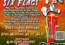 #Excursión a #SixFlags Este 22 De Mayo Saliendo De #Veracruz y #Xalapa