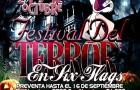 Festival Del #Terror De #SixFlags En Octubre 2016 Saliendo De #Veracruz o #Xalapa