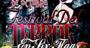 Festival Del #Terror De #SixFlags En Septiembre 2016 Saliendo De #Veracruz o #Xalapa
