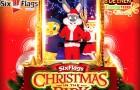 #Excursión a #SixFlags Christmas In The Park Este 4, 11 y 25 De Diciembre 2016