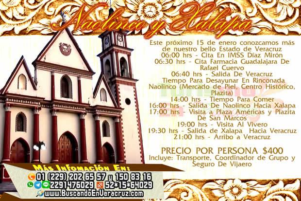 Un Paseo Por #Naolinco y #Xalapa Este 15 De Enero De 2017