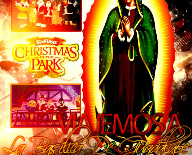 #Excursión a La #Basílica De Guadalupe y #SixFlags 7 y 8 De Enero Saliendo De #Veracruz y Xalapa