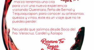 #Viaje a #Tequisquiapan #PeñaDeBernal y #Querétaro En Marzo De 2017