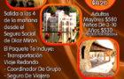Ex Hacienda De Chautla y Val'Quirico Este 25 de Junio y 30 De Julio Desde Veracruz y Xalapa