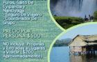 Excursión a #Catemaco Este 22 De octubre y 5 De Noviembre 2017