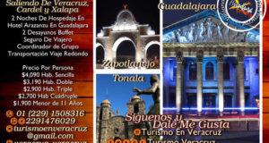 3 Días En #Guadalajara #Tonalá y #Tlaquepaque Desde Veracruz