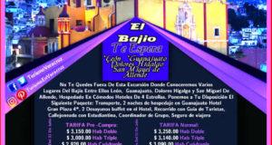 #Excursión a León, Guanajuato, San Miguel De Allende y Dolores Hidalgo